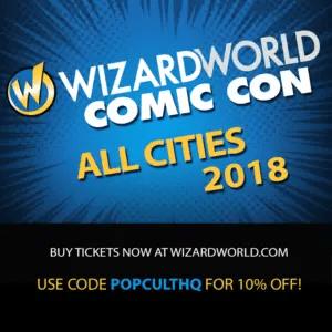 wizard world 2018 code