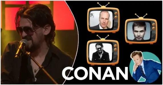 Conan 8.21.18