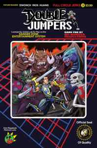 Double Jumpers Volume 2 #3 Cover B
