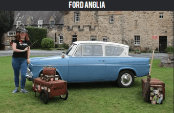 For the Love of Fantasy attractions Anglia
