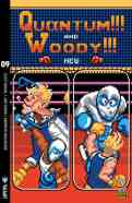 Quantum and Woody! #9 - Pre-Order Edition Variant by Santiago