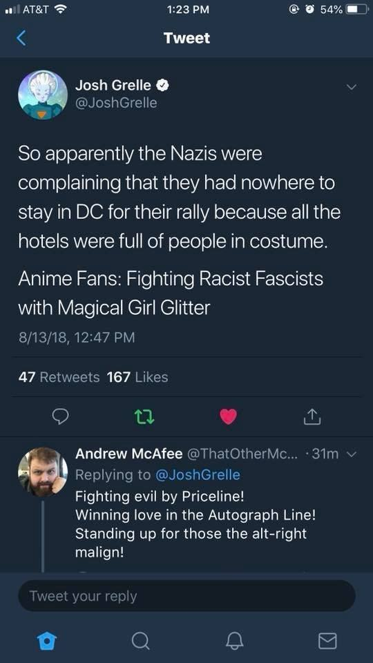 Unite the Right Rally - Otakon