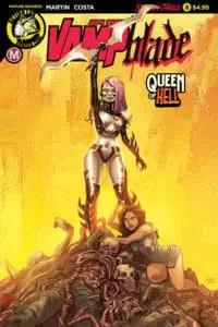 Vampblade Season 3 #8 Cover A