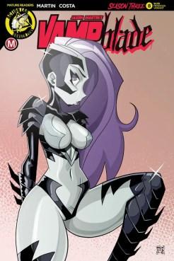 Vampblade Season 3 #8 Cover E