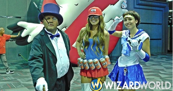 Wizard World Chicago 2018 - Friday Feature