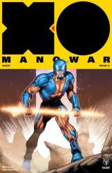 X-O MANOWAR (2017) #21 - Cover C by Jim Towe