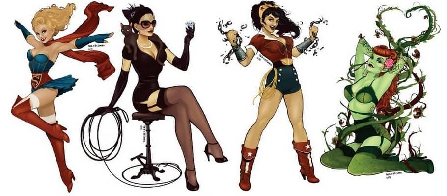 dc-comics-bombshells-stickers-pin-up-of-dc