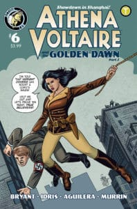 Athena Voltaire Ongoing #6 Cover B