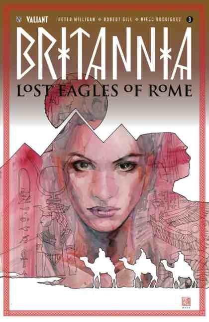 Britannia: Lost Eagles of Rome #3 - Cover A