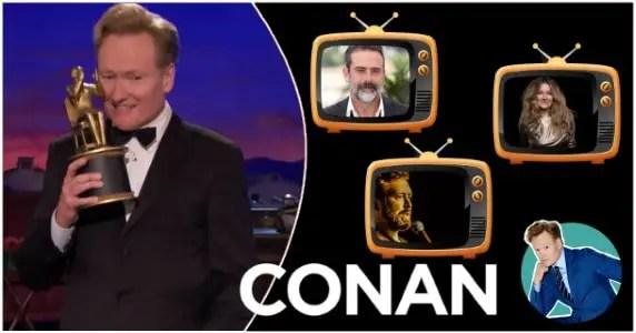 Conan 9.26.18