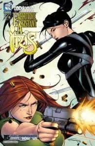 Executive Assistant: Iris (Vol. 5) #5 - Cover A
