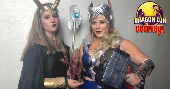 Cosplay Photos: DragonCon 2018