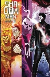Shadowman #7 - Cover C