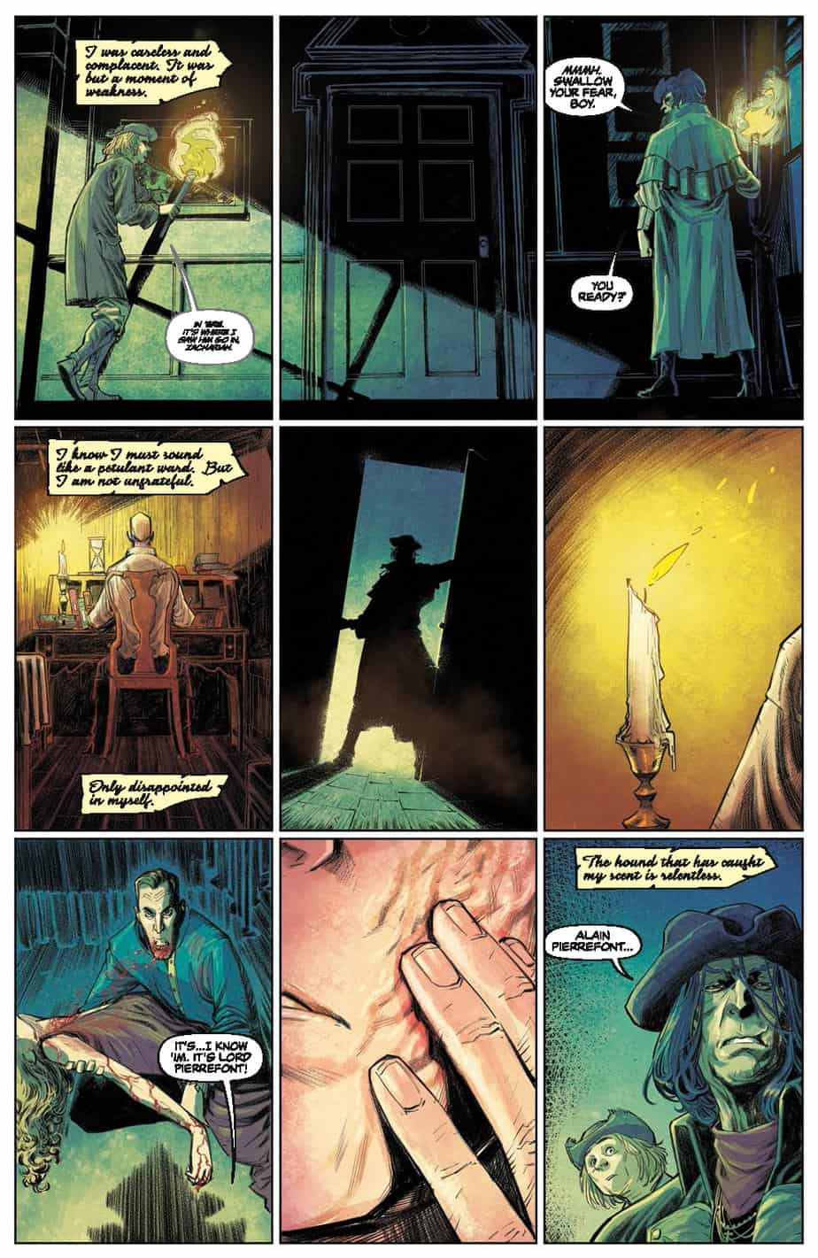 These Savage Shores #1 preview page 5