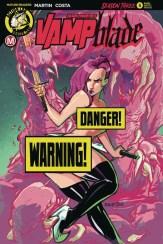 Vampblade Season 3 #5 Cover D