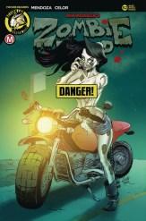 Zombie Tramp #52 Cover D Joel Ojeda