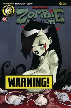 Zombie Tramp #52 Cover F Dan Mendoza