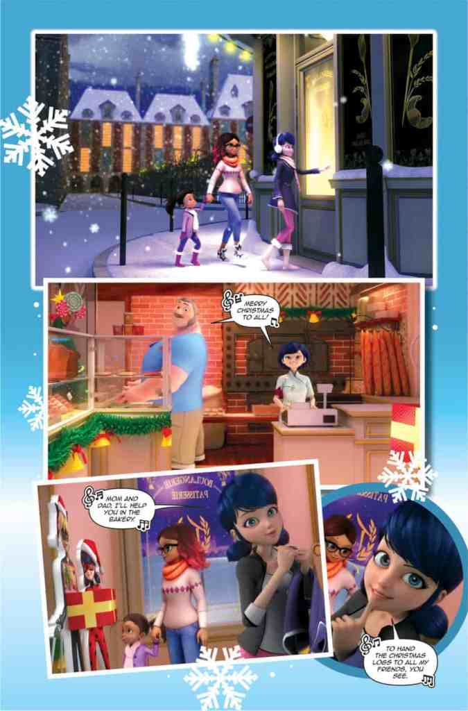 Miraculous Santa Claws Christmas Special