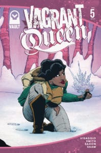 Vagrant Queen #5 - Cover B