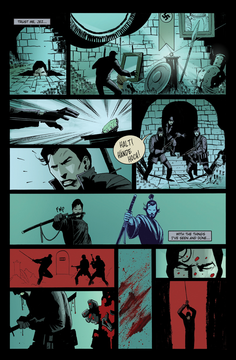 five ghoset page4