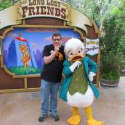 Disneyland Long Lost Friends