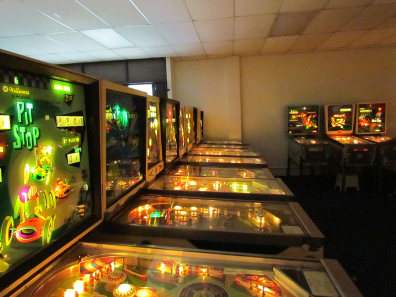 Pinball Forever Brings the Game Back to Southern California.
