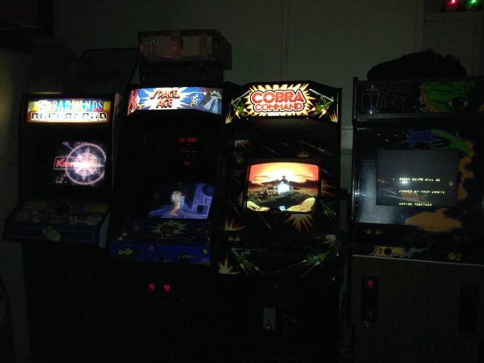 laser-games