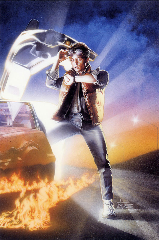 Drew-Struzan-Back-to-the-Future-I-1985