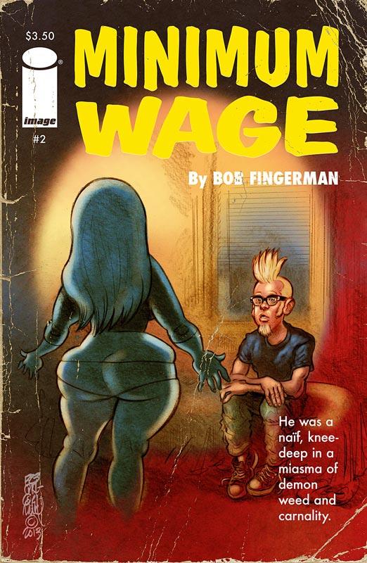 New Comic Book Reviews Week of 2/5/14