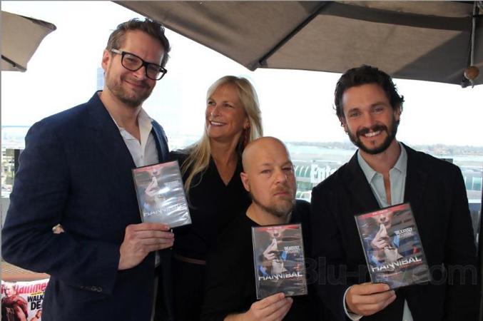 Hannibal Blu-Ray Giveaway Contest Winners!