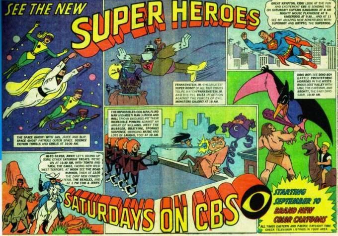 CBS-Saturday