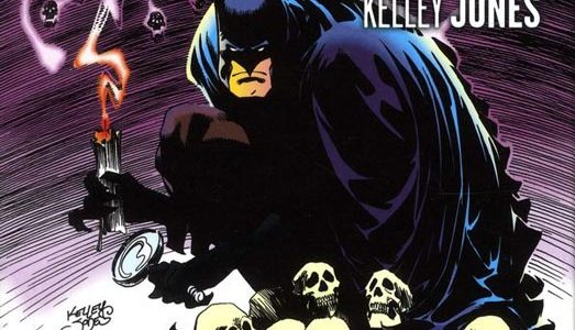 Tales From the Shelf: Batman By Doug Moench & Kelley Jones