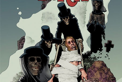 New Comic Book Reviews Week of 4/2/14