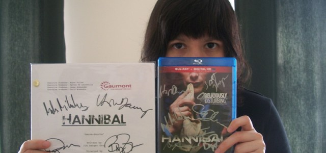 Hannibal Blu-Ray Season 1 Winners UPDATED
