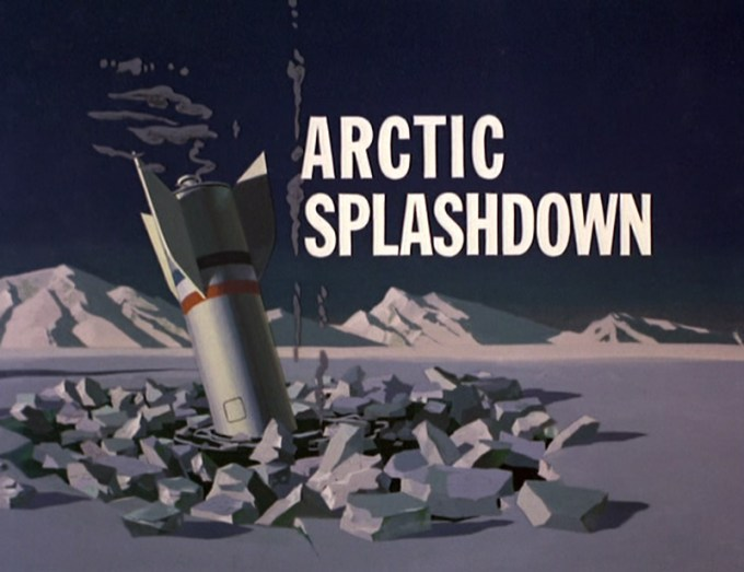 arctic-splashdown