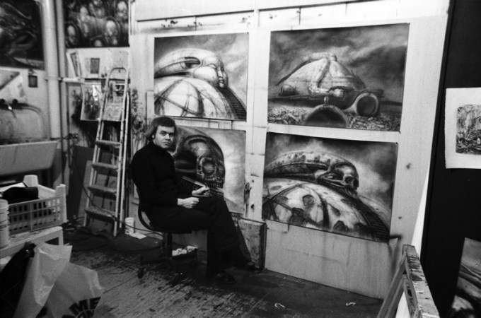 giger-working