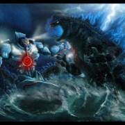 Godzilla 2014 The Aftermath