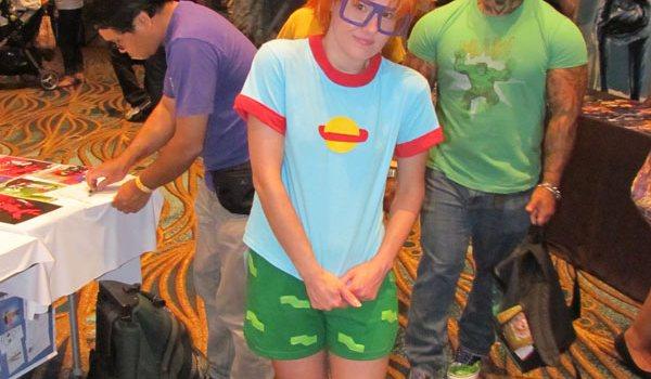 Long Beach Comic Con Expo 2014