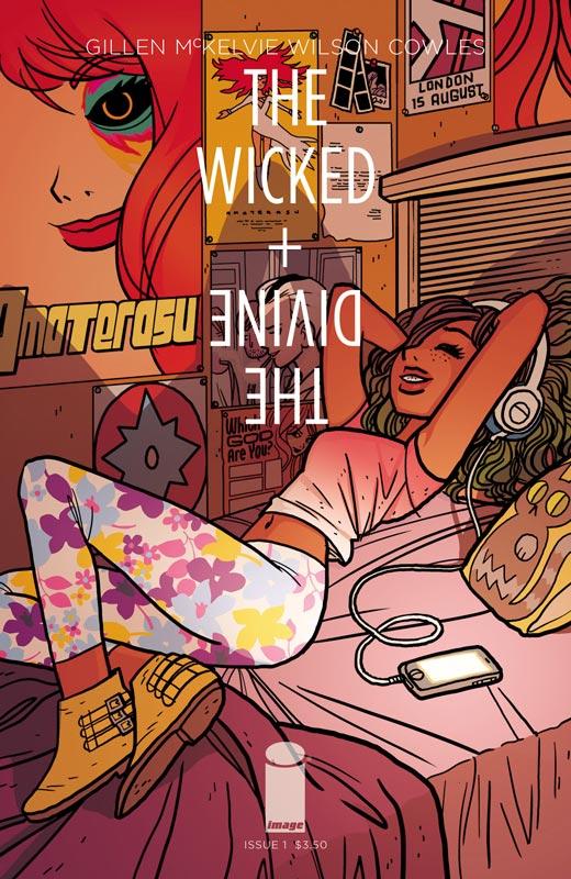 New Comic Book Reviews Week of 6/18/14