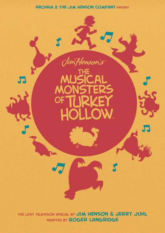 Jim-Henson's-Musical-Monsters-of-Turkey-Hollow-Preview-Book---SDCC