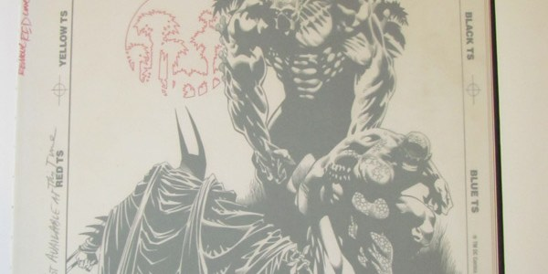Kelley Jones Batman Gallery Edition Review