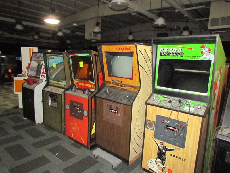Arcade Expo Press Event Part 1