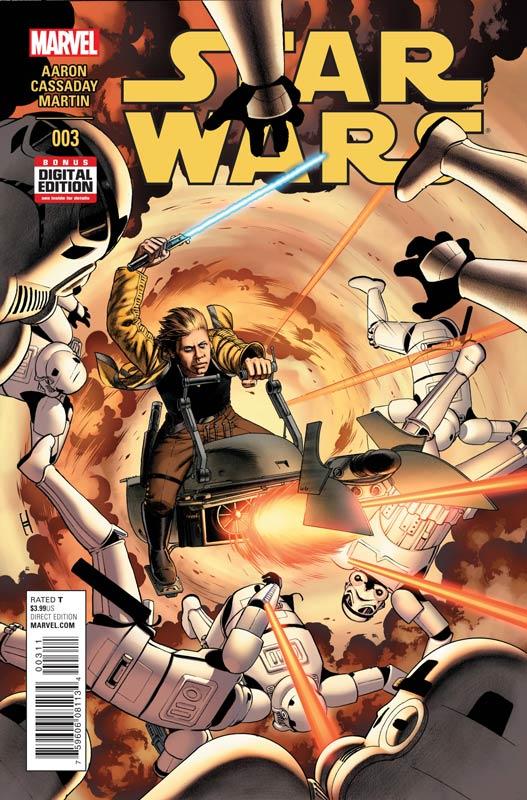 New Comic Book Reviews Week Of 3/11/15