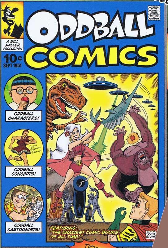 oddball-comics
