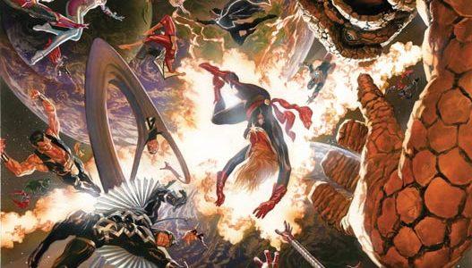 New Comic Book Reviews Week Of 5/6/15