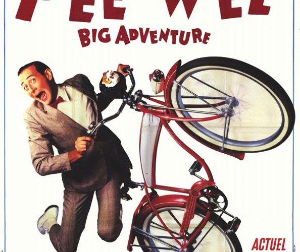 Pee-Wee's Big Adventure Turns 30!