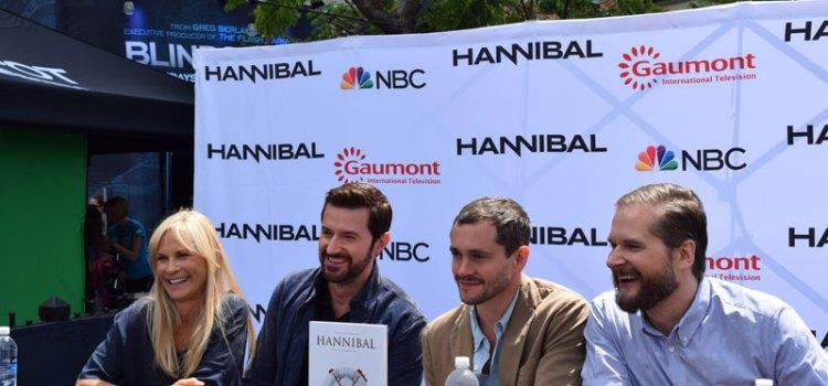 SDCC 2015: Hannibal Pannibal