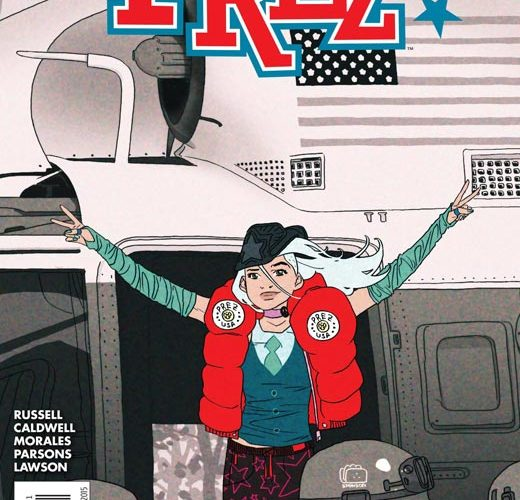 New Comic Book Reviews Week Of 7/22/15