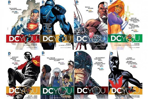 The Attack On The New DCYou