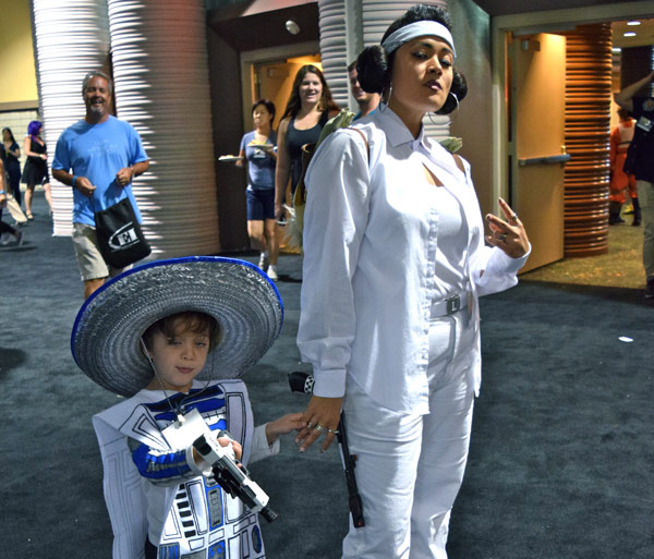 Long Beach Comic Con 2015 Cosplay Part 1